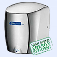 Energy efficient hand dryers for schools, colleges and universities